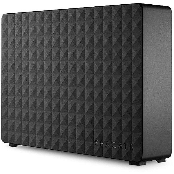 HD Seagate Externo Expansion USB 3.0 4TB Preto - STEB4000100 desktop