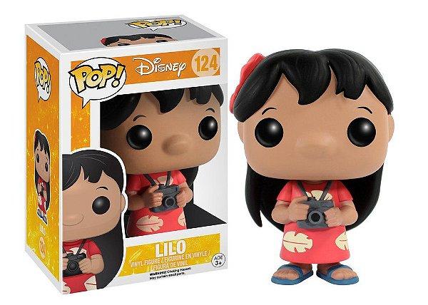 Pop! Disney Lilo And Stitch - Lilo- Funko