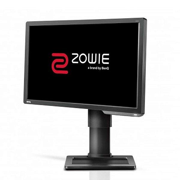 "Monitor 24"" led benq zowie gamer - 144hz - 1ms - full HD - multimidia - dvi - hdmi - xl2411"