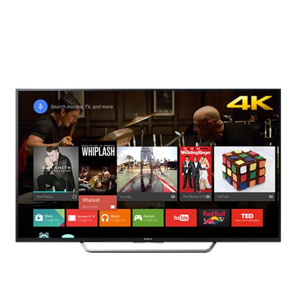 Sony Smart Android TV 4K HDR de LED Ultra HD KD-55X7005D série X7005D