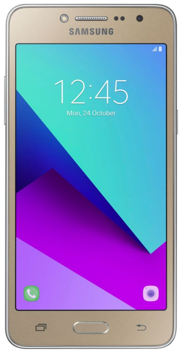 """Samsung Galaxy J2 Prime TV Dourado com 16GB, Dual Chip, Tela 5"""", TV Digital, Câmera 8MP, Android 6.0 e Processador Quad Core de 1.4 Ghz"""