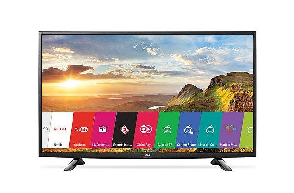 Smart TV HD LG LED 32 polegadas 32LH570B