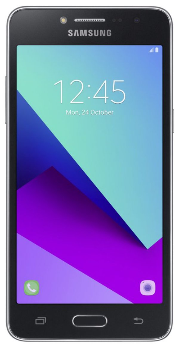 "Samsung Galaxy J2 Prime TV Preto Tela 5"" Android 6.0 Câm 8Mp 8Gb"