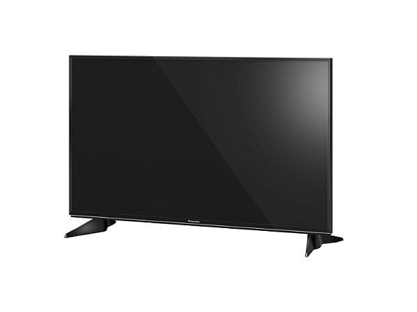 "Panasonic Smart TV LED 43"" 4K Ultra HD HDR com Wi-Fi 3 USB 3 HDMI Hexa Chroma My Home Screen Ultra Vivid e 60Hz -  TC-43EX600B"
