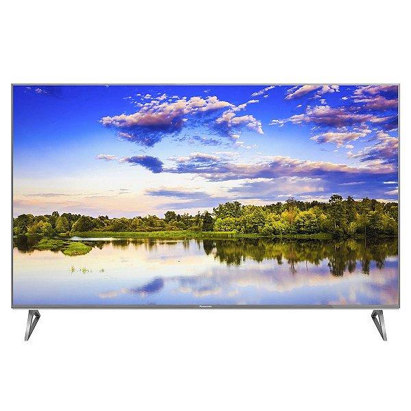 "Panasonic Smart TV LED 58""  4K Ultra HD HDR com Wi-Fi 3 USB 4 HDMI Hexa Croma My Home Screen Dimming Pro e 120Hz TC-58EX750B"