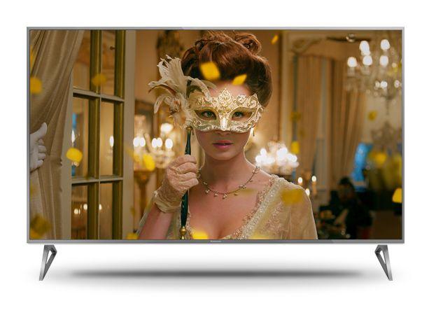 """Smart TV LED 65"""" Panasonic 4K/Ultra HD TC-65EX750B - Wi-Fi 4 HDMI 3 USB"""