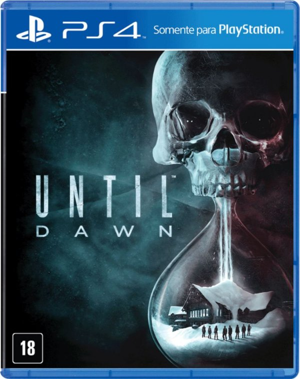 Game - Until Dawn - PS4