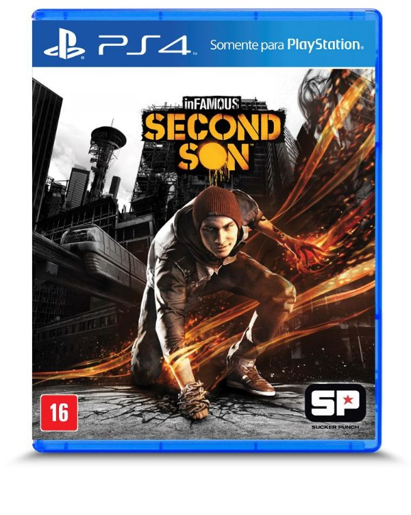 Game - Infamous: Second Son - PS4