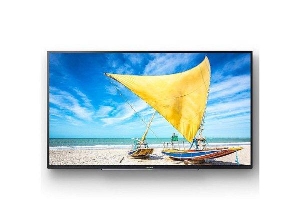 """Smart TV LED 40"""" Sony KDL-40W655D Full HD com Conversor Digital 2 HDMI 2 USB Wi-Fi"""