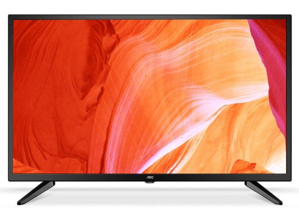 "TV LED 32"" AOC Série 1475 LE32M1475 PC HDMI USB"