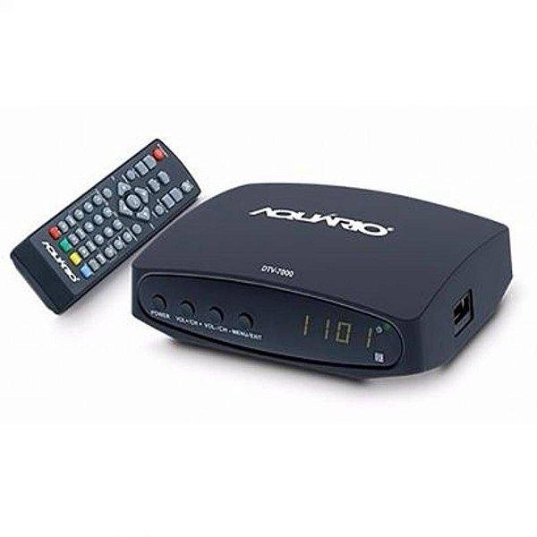 Conversor Digital Aquário Dtv-7000