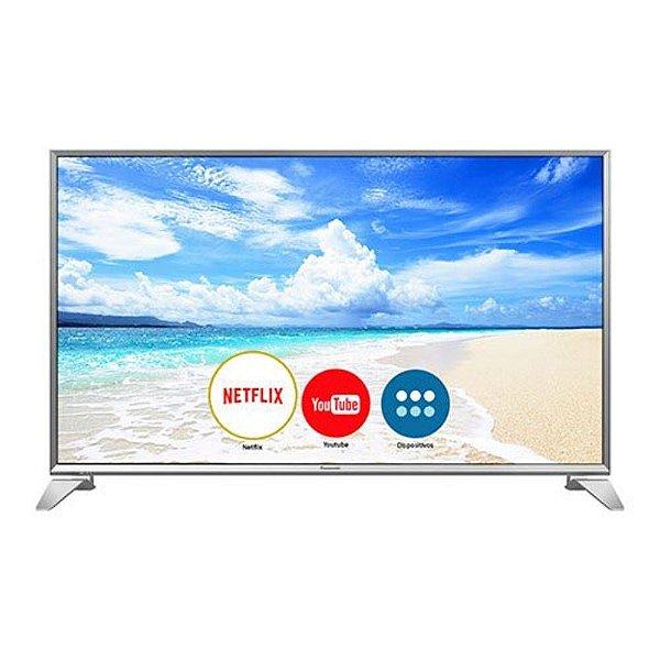 """Smart TV Led 43"""" Panasonic Full HD TC-43FS630 Bivolt"""