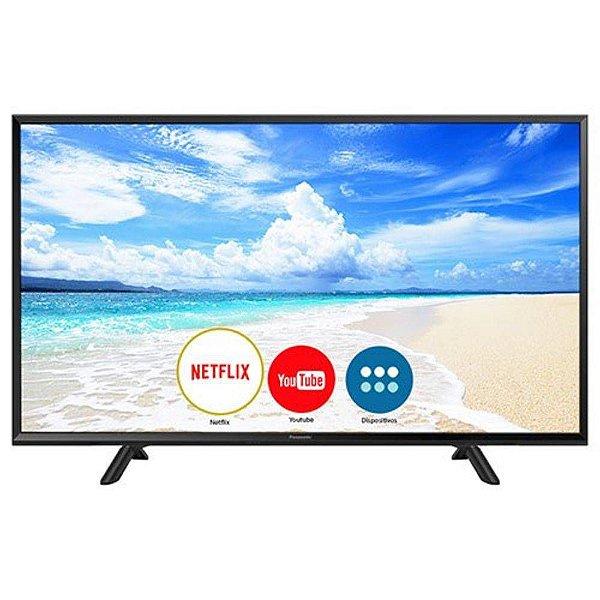 "Smart TV 40"" LED Panasonic TC-40FS600B Full HD"