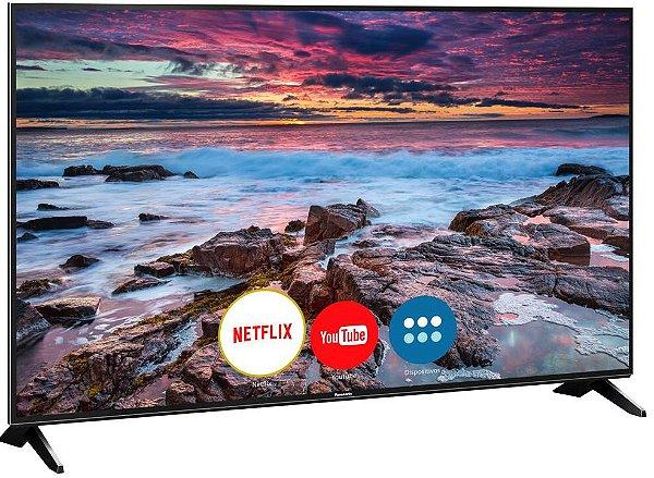 """Smart TV LED 49"""" Panasonic Viera 4K HDR TC-49FX600B"""