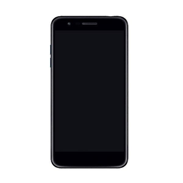 Smartphone LG K11 Plus Azul LMX410 32GB Câmera 13MP Tela 5.3