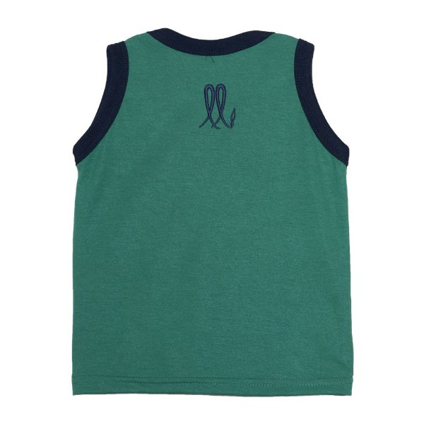 Camiseta Regata - Infantil e F1