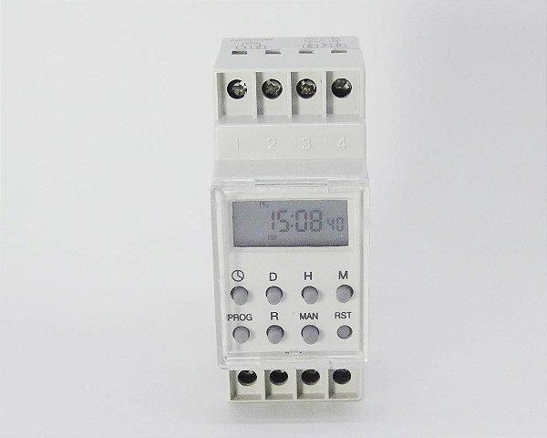 BNDS-X2 - Interruptor horário