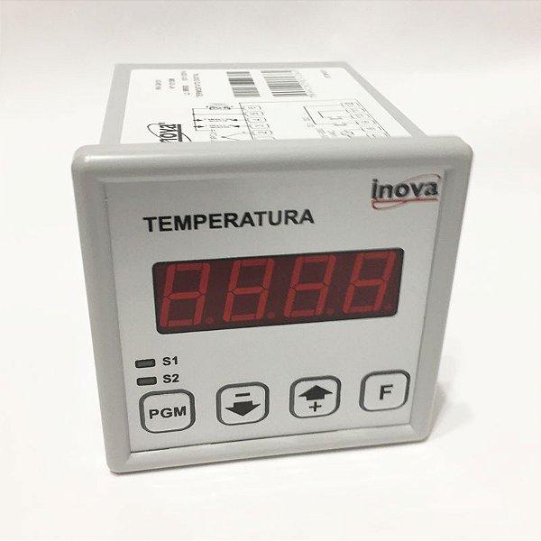 Controlador de temperatura - Inova