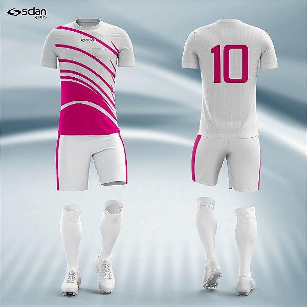 Jogo Camisa Futebol Cromo ss22