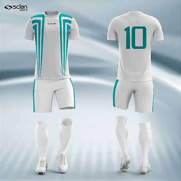 Jogo Camisa Futebol Cromo ss23