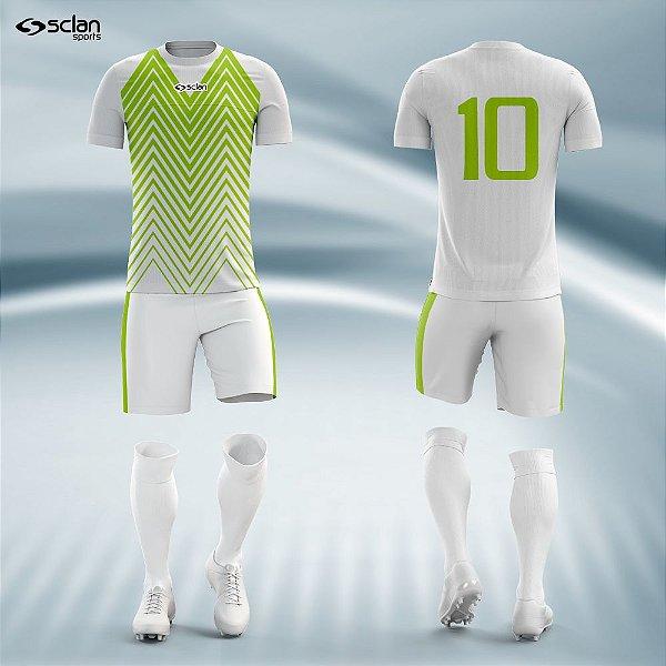 Jogo Camisa Futebol Cromo ss26