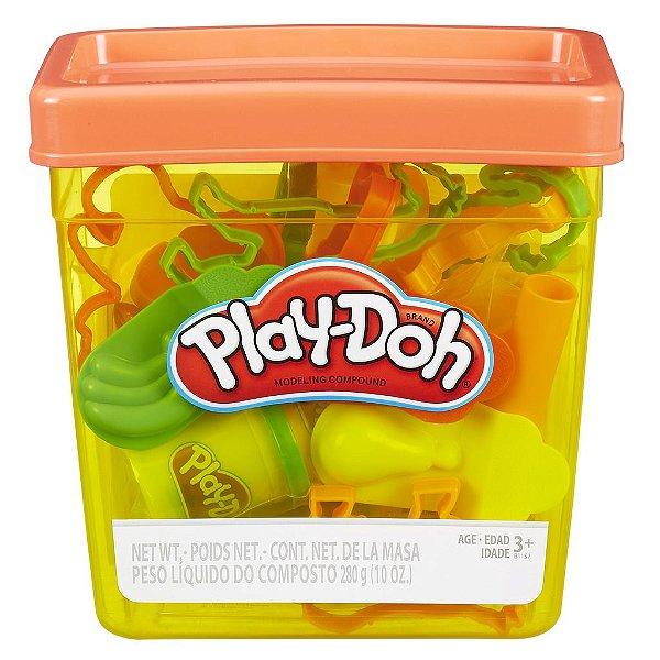 Play Doh Balde de atividades - Hasbro