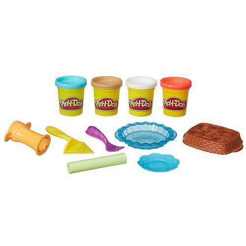 Play Doh Tortas Divertidas - Hasbro