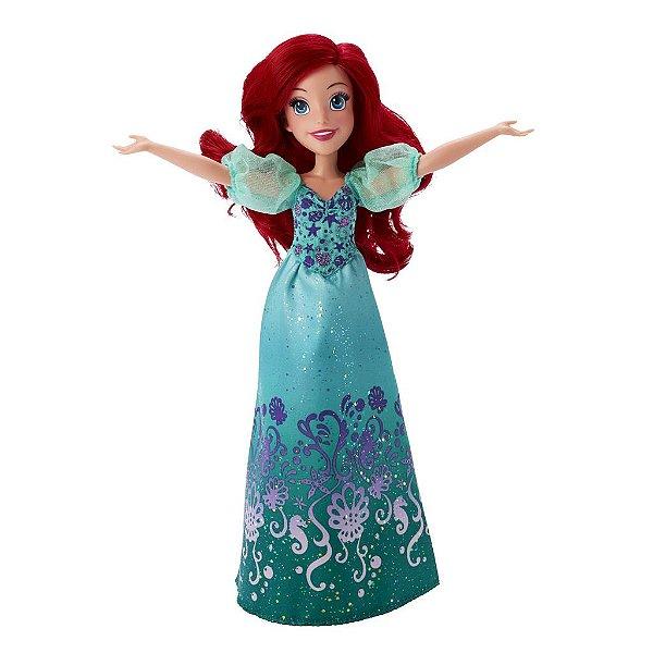 Boneca Ariel Princesas Da Disney Pequena Sereia - Hasbro