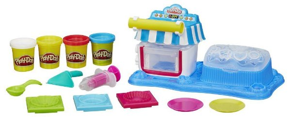 Play Doh Playset Sobremesas Duplas