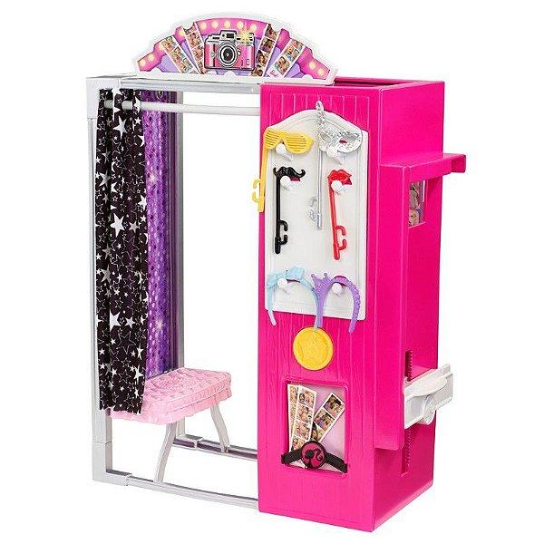 Barbie Cabine de Fotos - Mattel