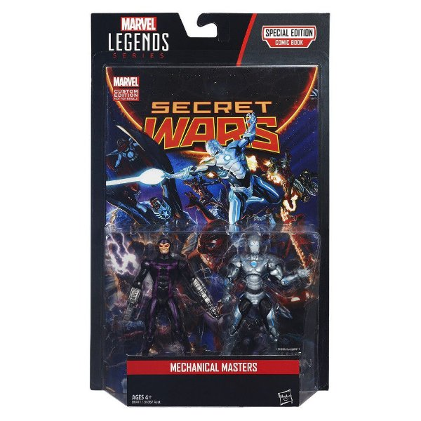 Marvel Legends Comic Book Special Edition Mechanical Masters - Hasbro