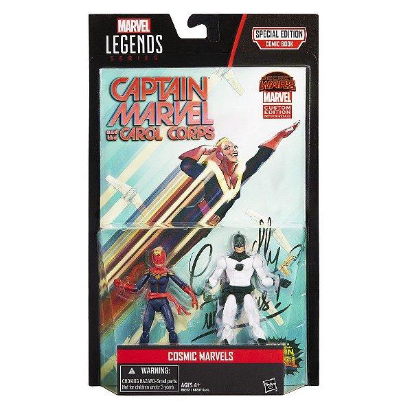 Marvel Legends Comic Book Special Edition Cosmic Marvels - Hasbro