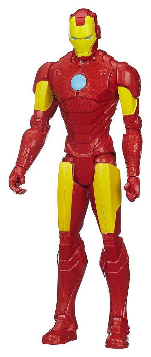 Iron Man Avengers Vingadores - Titan Hero Series 30 cm