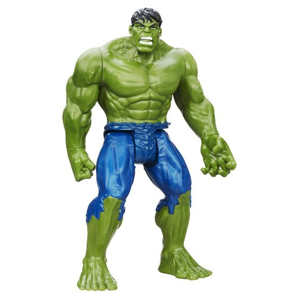 Boneco Hulk Avengers Titan Hero Series - Hasbro