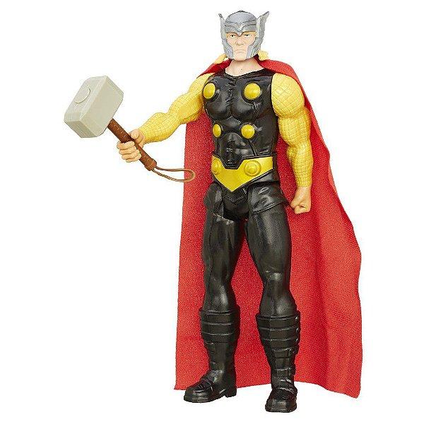 Thor Marvel Avengers Vingadores Titan Hero Series 30 cm - Hasbro