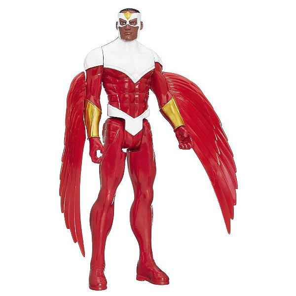 Falcon - Falcão Marvel Avengers Vingadores Titan Hero 30cm - Hasbro