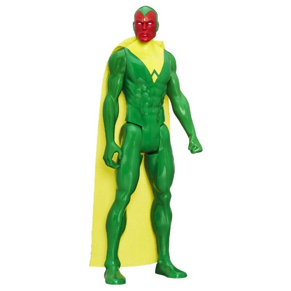 Vision - Visão Marvel Avengers Vingadores Titan Hero 30 cm - Hasbro