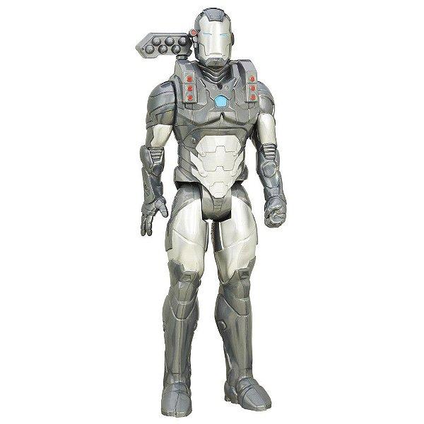 Boneco War Machine Avengers Titan Hero Series - Hasbro
