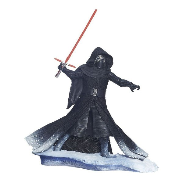 Kylo Ren Starkiller Base Black Series Exclusivo Star Wars