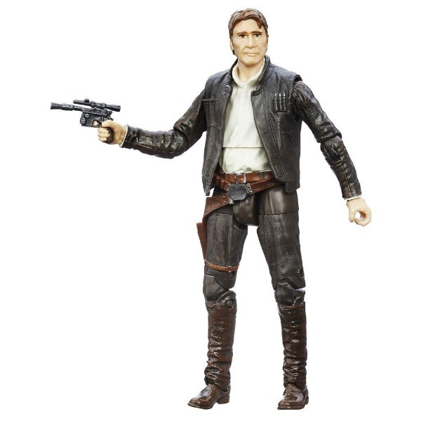 "Han Solo Star Wars The Black Series 6"" - Hasbro"