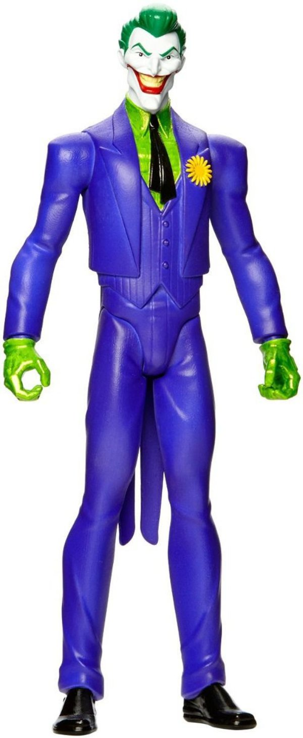 Coringa The Joker Liga da Justiça DC 30cm (altura) Mattel
