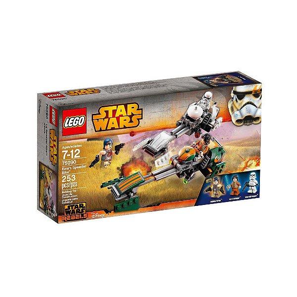 Lego Ezra's Speeder Bike Star Wars 267pcs