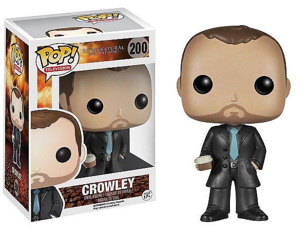 Supernatural Crowley Funko Pop! Vinyl