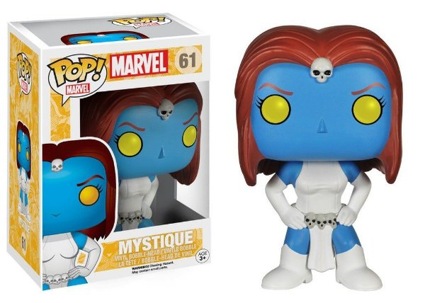 Mystique - Funko Pop! Vinyl Marvel Classic X-Men #61
