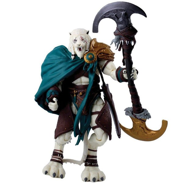 Ajani Goldmane Magic The Gathering Legacy Action Figure
