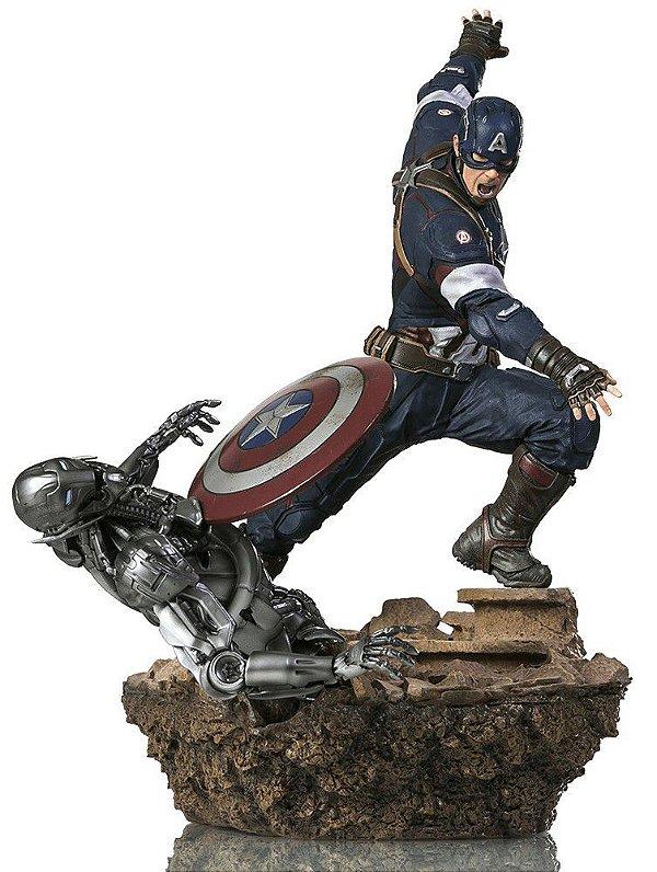 Captain America Avengers Age of Ultron 1/6 Diorama Iron Studios