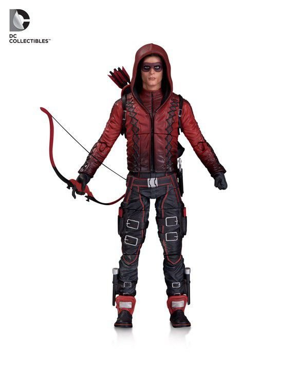 Arrow Arsenal Action Figure - DC Collectibles