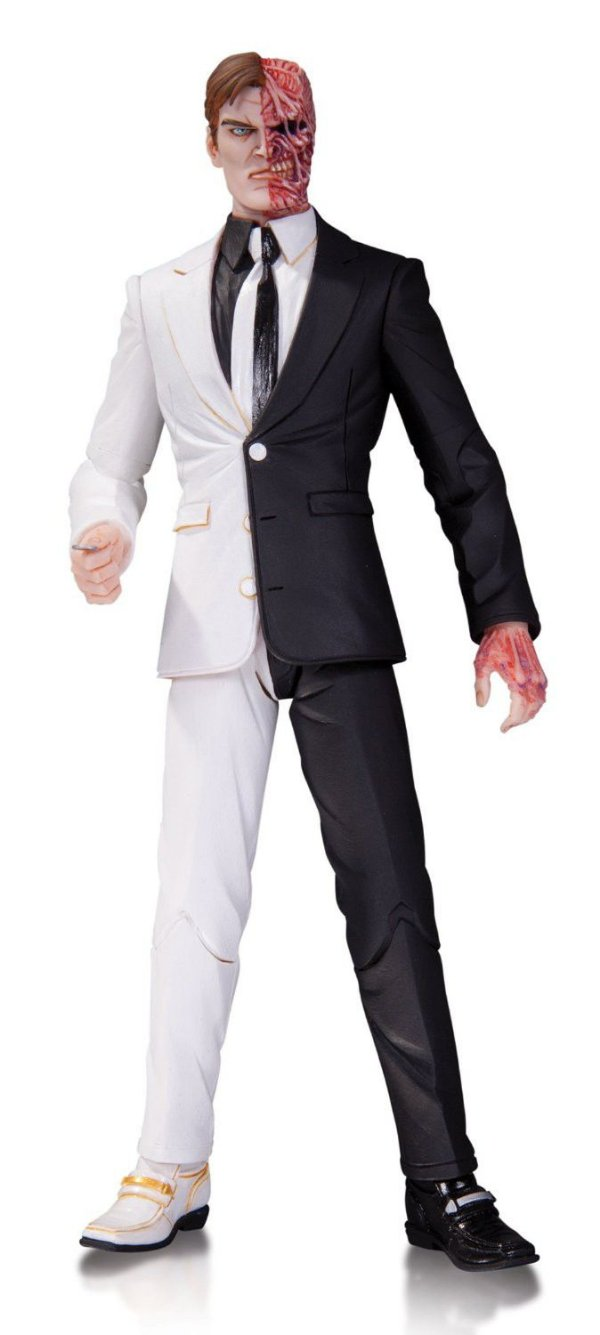 Two Face Duas Caras Batman Zero Year series 3 Greg Capullo - DC Collectibles