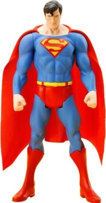 Superman Classic Super Powers ArtFX+ Statue 1/10 - Kotobukiya