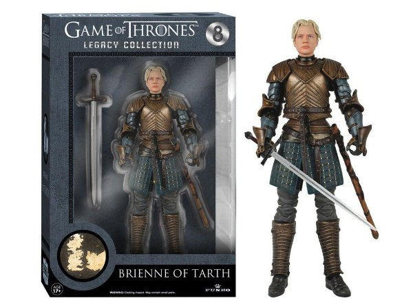 Game Of Thrones Legacy Collection 8 Action Figure - Brienne Of Tarth
